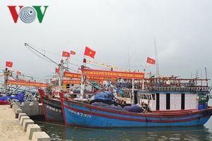 Ngư dân Quảng Trị loay hoay tìm nơi neo đậu tàu thuyền