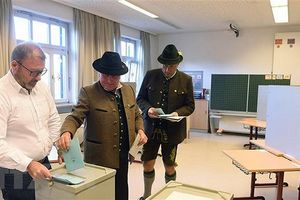 Đảng CSU nhận kết quả bầu cử tệ nhất trong lịch sử tại bang Bavaria