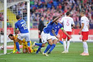 Ba Lan 0-1 Italia: 'Đại bàng trắng' xuống hạng ở UEFA Nations League