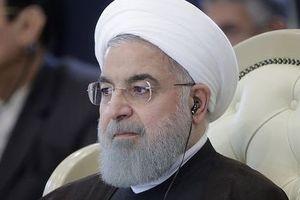 Tổng thống Rouhani: Mỹ muốn 'thay đổi chế độ' ở Iran