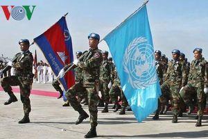 Campuchia sẽ gửi hơn 200 quân mũ nồi xanh sang Trung Phi