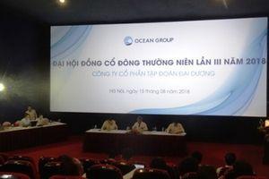 Cơ quan thi hành án có ý kiến về Nghị quyết cổ đông của Ocean Group