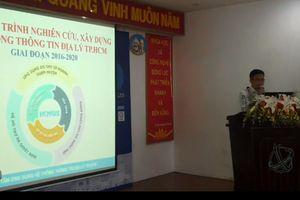 Hội thảo HCMGIS PLATFORMS - Nền tảng cho ứng dụng GIS TP.HCM