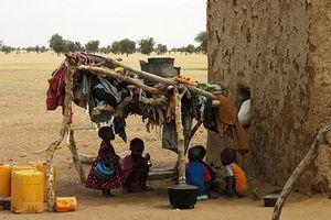 Biến đổi khí hậu - 'đồng minh thân cận' của đói nghèo