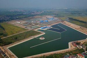Nhà máy nước mặt sông Đuống: Chia 'lửa' thiếu nước sinh hoạt mùa Hè