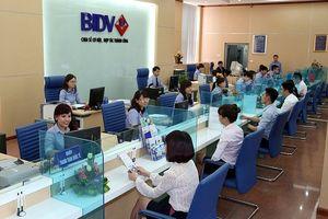 Thực hư tin đồn phòng giao dịch Ngân hàng BIDV bị phá sản