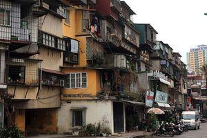 Đề xuất cưỡng chế phá dỡ chung cư cũ xuống cấp 'nguy hiểm'