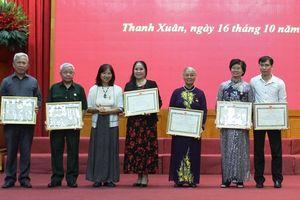 Lan tỏa những tấm gương người khuyết tật quận Thanh Xuân