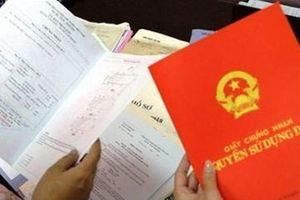 Hà Nội: Sửa đổi, bổ sung một số điều của Quy định về đăng ký, cấp GCN quyền sử dụng đất, nhà ở