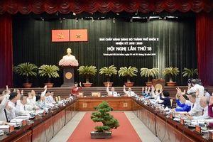 Bế mạc Hội nghị Thành ủy TP Hồ Chí Minh lần thứ 18 khóa X