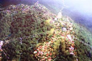 Chuyên gia nói gì việc xây khu du lịch cáp treo trên núi Bạch Mã?