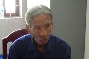 Cụ ông 61 tuổi đã có 6 tiền án trộm cắp tài sản vẫn tiếp tục gây án