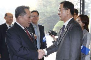 Hàn - Triều ấn định thời điểm triển khai dự án giao thông xuyên biên giới