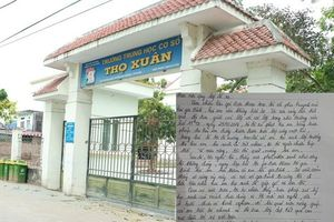 Thực hư việc cô giáo Hà Nội bị 'tố' bắt học sinh tát nhau trong lớp