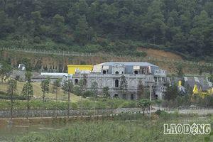 Vụ vi phạm trật tự xây dựng: Huyện Sóc Sơn lên tiếng
