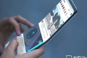 CHÍNH THỨC: CEO Samsung khẳng định đang sản xuất Galaxy F màn hình uốn dẻo