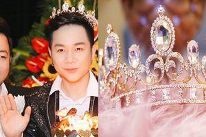Vì sao Quang Lê tặng vương miện kim cương hàng trăm triệu cho Quách Tuấn Du?