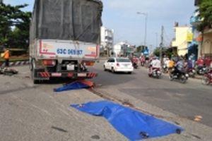 Xe tải tông chết hai phụ nữ trên Quốc lộ 1A