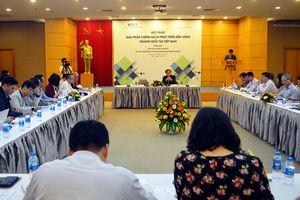 Giải pháp chính sách phát triển bền vững ngành giấy tại Việt Nam
