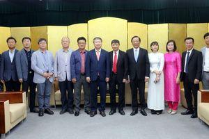 Hội Nhà báo Hàn Quốc thăm Đà Nẵng