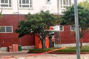 Khởi tố vụ đặt thuốc nổ tại 2 cây ATM ở thành phố Uông Bí
