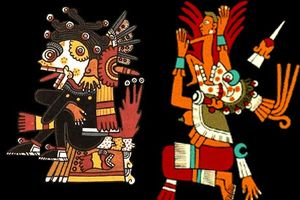 Huyền bí vị thần cai quản địa ngục của người Aztec