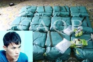 Bắt giữ đối tượng người Lào vận chuyển hơn 3 tạ ma túy