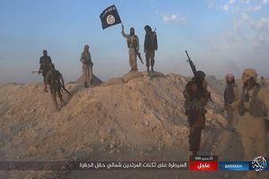 IS bắt cóc 700 dân thường làm 'lá chắn sống' tại Deir Ezzor