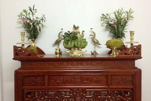 3 loại cây để lên bàn thờ giúp tài lộc, may mắn ùn ùn kéo đến