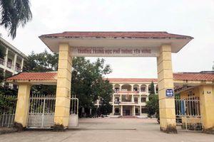 Thị xã Quảng Yên, Quảng Ninh: 'Xén' đất giáo dục quy hoạch nhà ở?