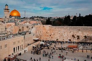 Australia xem xét việc công nhận Jerusalem là thủ đô của Israel
