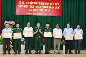 Giữ vững chủ quyền biên giới tỉnh Cà Mau