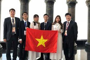 Lần đầu tiên Việt Nam có thí sinh đạt điểm cao nhất tại kỳ Olympic sinh học quốc tế