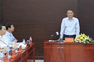 Bí thư Trương Quang Nghĩa: Đà Nẵng đang phát triển lệch lạc, xem nhẹ sản xuất