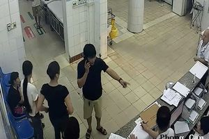 Kỷ luật bác sĩ bị tố hành hung người nhà bệnh nhân