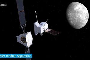 Hành trình tới sao Thủy của tàu BepiColombo sẽ diễn ra như thế nào?