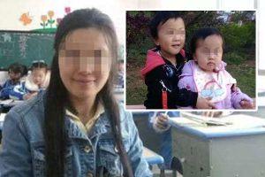 Chồng giả chết để lấy tiền bảo hiểm, vợ tưởng thật ôm 2 con tự tử