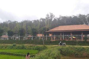 Hàng loạt công trình xây dựng trên đất nông nghiệp: UBND TP Kon Tum lên tiếng