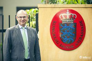 Tân Đại sứ Đan Mạch Christensen chính thức bắt đầu nhiệm kỳ tại Việt Nam