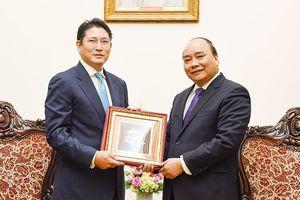 Những gói đầu tư 'khủng' của giới tập đoàn kinh tế Hàn Quốc vào Việt Nam