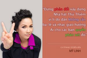 Những lần 'vạ miệng' khiến cộng đồng mạng 'dậy sóng' của ca sĩ Mỹ Linh