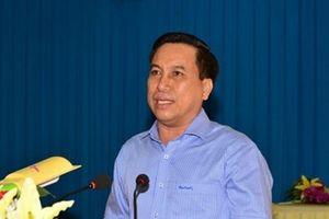 Chủ tịch UBND TP.Trà Vinh bị cách chức
