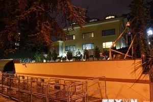 Cảnh sát Thổ Nhĩ Kỳ khám xét lãnh sự quán Saudi Arabia suốt 8 tiếng