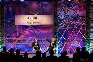 Fortune Global Forum 2018: 'Kiến tạo tăng trưởng vì tất cả mọi người'