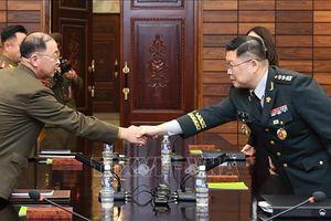 Hàn Quốc, Triều Tiên và Bộ Tư lệnh LHQ đàm phán về giải giáp khu vực tuần tra chung
