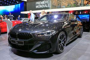 Chiêm ngưỡng BMW 8-Series coupe lịch lãm, mạnh 523 mã lực