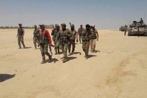 Quân đội Syria nã loạt tên lửa vào cứ địa cuối cùng của IS tại Al-Safa