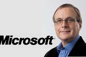 Paul Allen - Cha đẻ, đồng sáng lập Microsoft mất vì ung thư