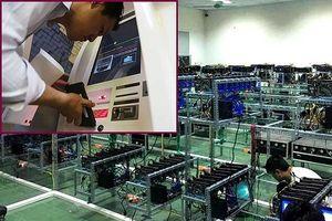 Bộ Công thương lo ngại trước đề xuất cấm nhập máy đào tiền ảo