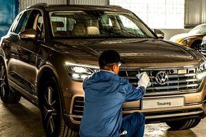 Volkswagen Touareg 2019 đã về Việt Nam, sẵn sàng cho màn ra mắt tại VMS 2018